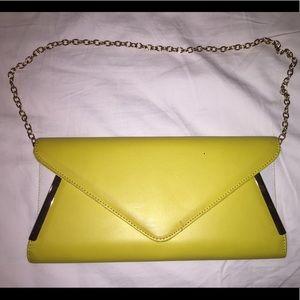 Aldo clutch handbag